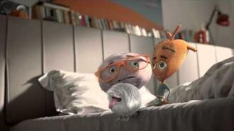 Sen - reklama Orange