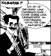 Groucho battuta