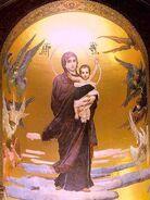 Икона-Богоматери-Благодатное-Небо-Васнецов