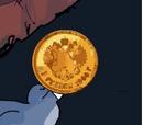 Złota dwudziestorublówka