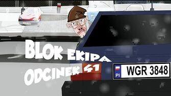 BLOK EKIPA (II), ODCINEK 41