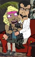 Zygmunt i Grażyna