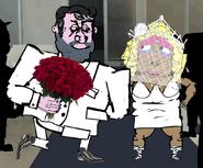 Wiesio i Grażyna ślub