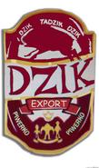 Dzik Export etykieta