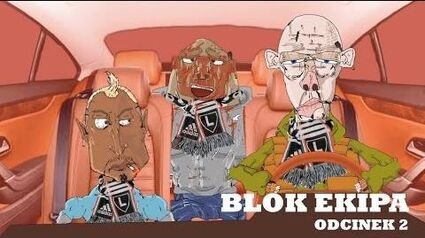 BLOK EKIPA, ODCINEK 2 - NEW! PREMIERA!