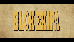 Blok Ekipa western