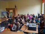 Spotkanie Autorskie w Bydgoszczy (Dziecięca Akademia Czytania Bajek, 2015)