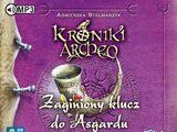 Kroniki Archeo. Zaginiony Klucz do Asgardu (audiobook)