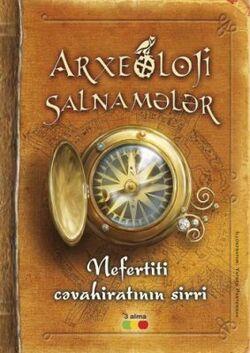 Tajemnica Klejnotu Nefertiti azer