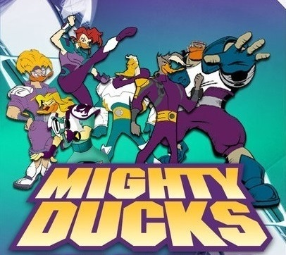 mighty ducks serie