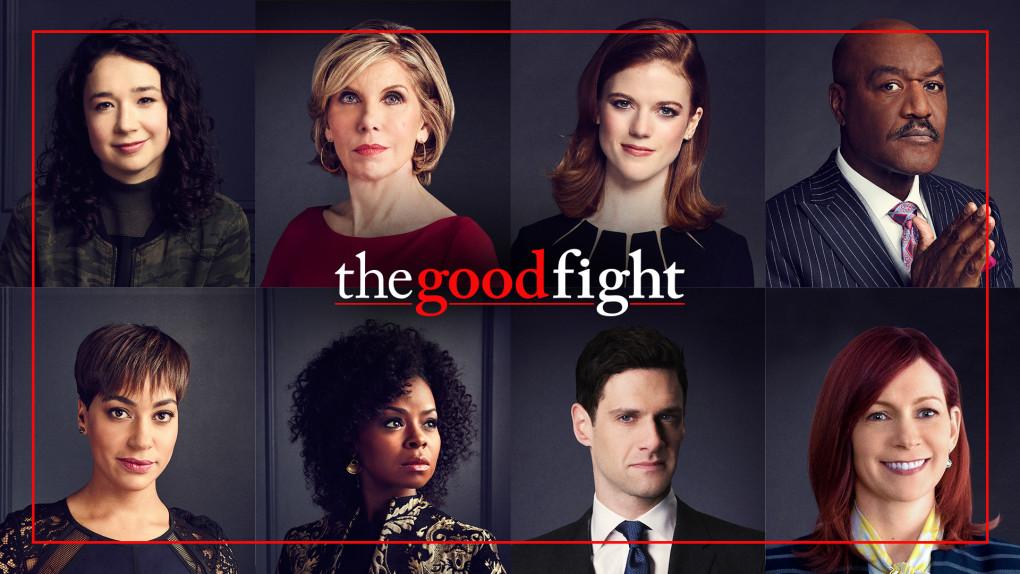 The Good Fight Netflix Deutschland