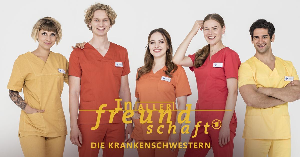 In Aller Freundschaft Die Krankenschwestern