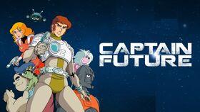 Captain Future Poster01