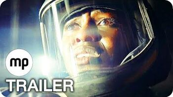 Nightflyers Trailer Deutsch German (2018) Georg R.R