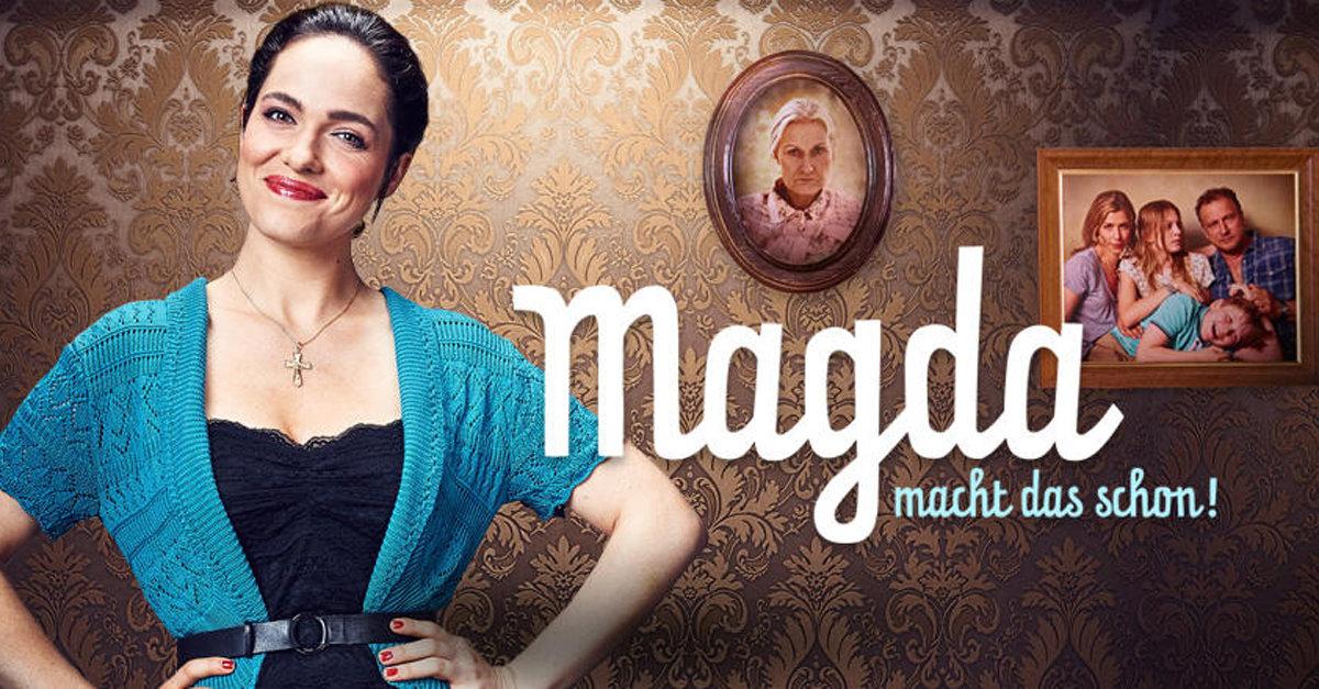 Magda Macht Das Schon Youtube