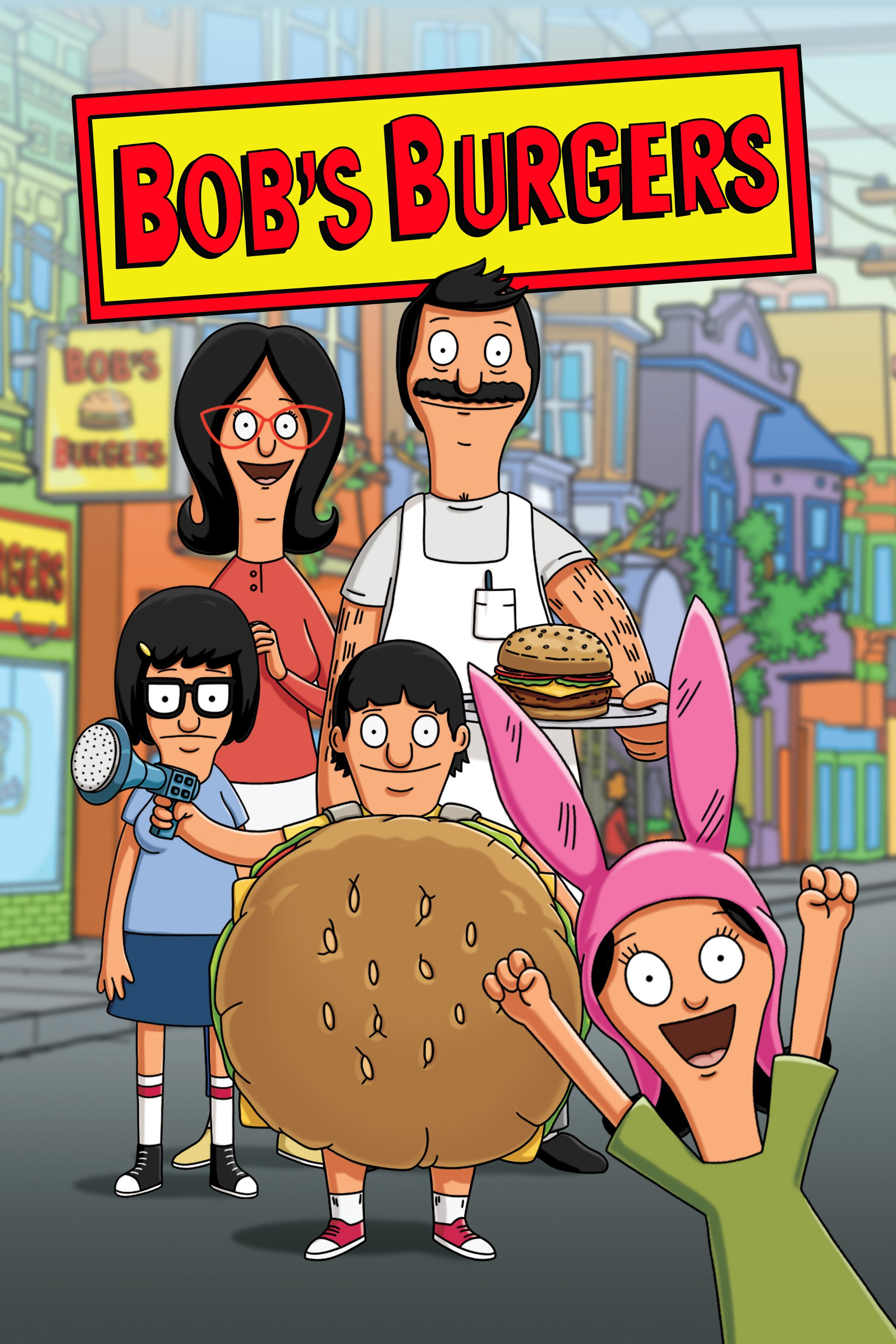 BobS Burgers Dvd Deutsch