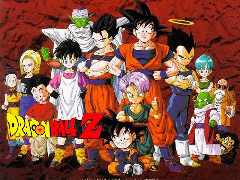 Dragon Ball Z Wiki Series Animadas Del Pasado Fandom
