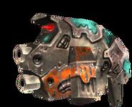 Commander gun SS1