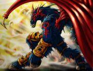Devil Stallion art