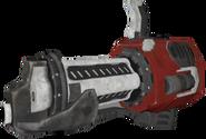 Arachnoid chaingun HD