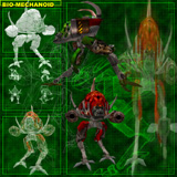 Major Bio-mech concept