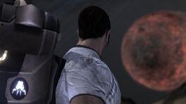 Sam sees Moon