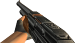 Pump-action shotgun SS1 v