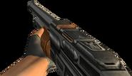 Pump-action shotgun SS1 v