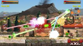 SSDDXL gameplay