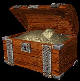 Treasure Chest SSHD