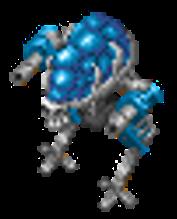 Blue Bio-mech SSBD