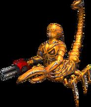 Juvenile Arachnoid SS1