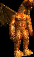 Dragonman medium