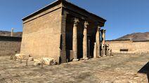 Karnak shrine