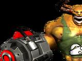 Tank Bio-mechanoid