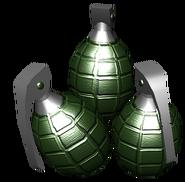Hand grenade bundle