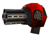 Arachnoid chaingun SS1
