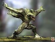 Common Reptiloid HD artwork