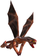 Dragonman small flying