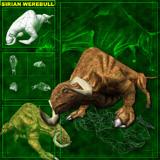Werebull concept