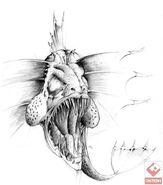 Electro-Fish sketch