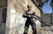 Cloned Soldier shotgun