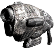 Commander gun SSHD