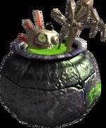 Yagoda cauldron