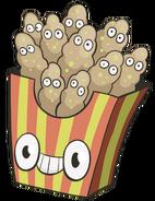 Meaty-flinchfries