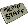Item-staffpin
