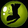 Bubble-boot
