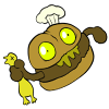 Item-harmburger
