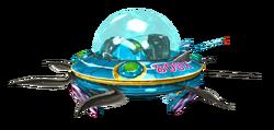 Воздушная тарелка X808