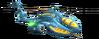 Пехотный вертолет Козак 18081